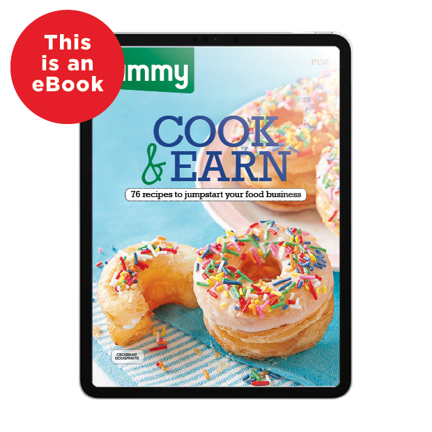 eBook: Cook & Earn