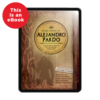 eBook: The Lost Journal of Alejandro Pardo