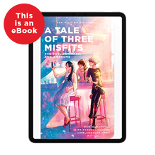 Load image into Gallery viewer, eBook: A Tale Of Three Misfits