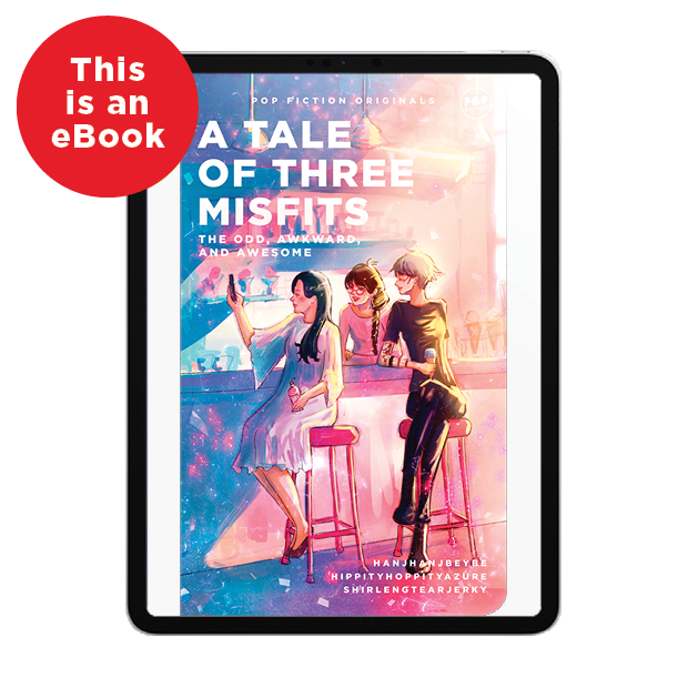 eBook: A Tale Of Three Misfits