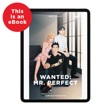 Load image into Gallery viewer, eBook: Wanted Mr. Perfect