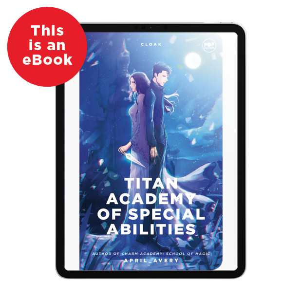 eBook: Titan Academy of Special Abilities