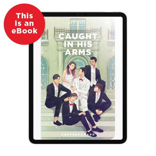 eBook: Caught In His Arms