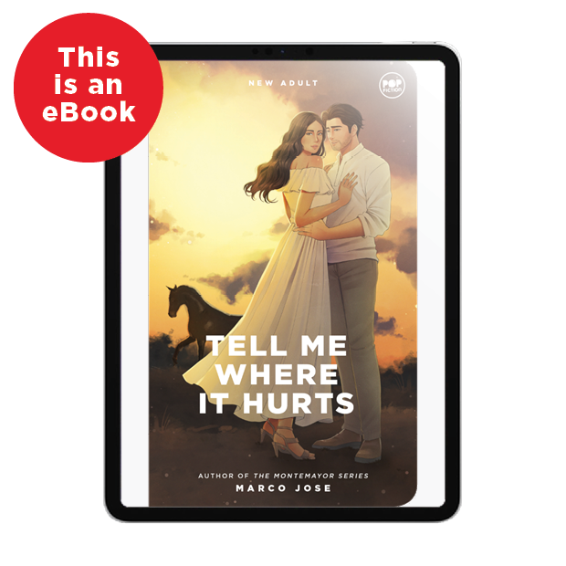 eBook: Tell Me Where It Hurts