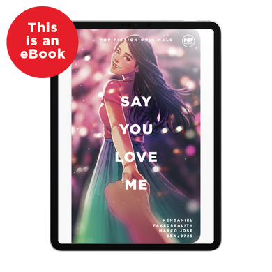 eBook: Say You Love Me
