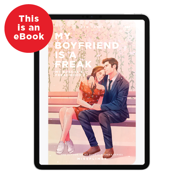eBook: My Boyfriend is A Freak