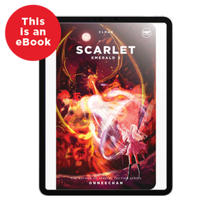 eBook: Scarlet (Emerald 2)