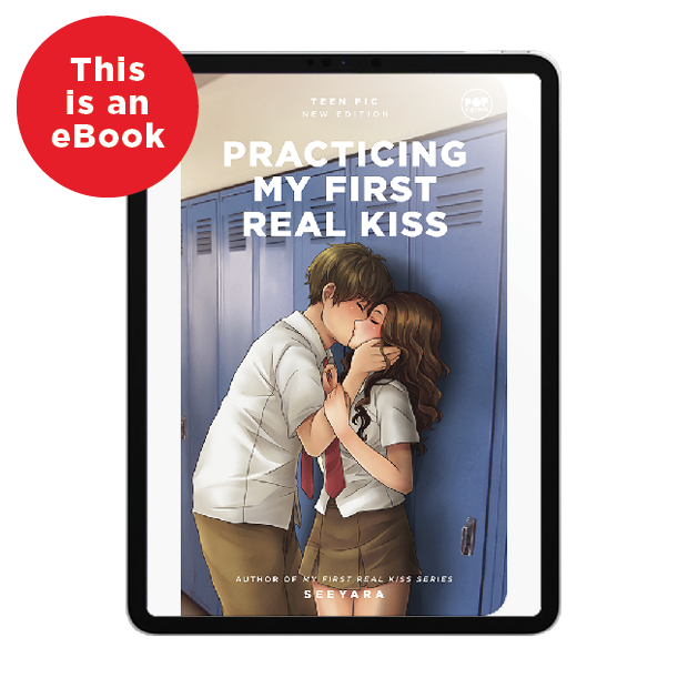 eBook: Practicing My First Real Kiss