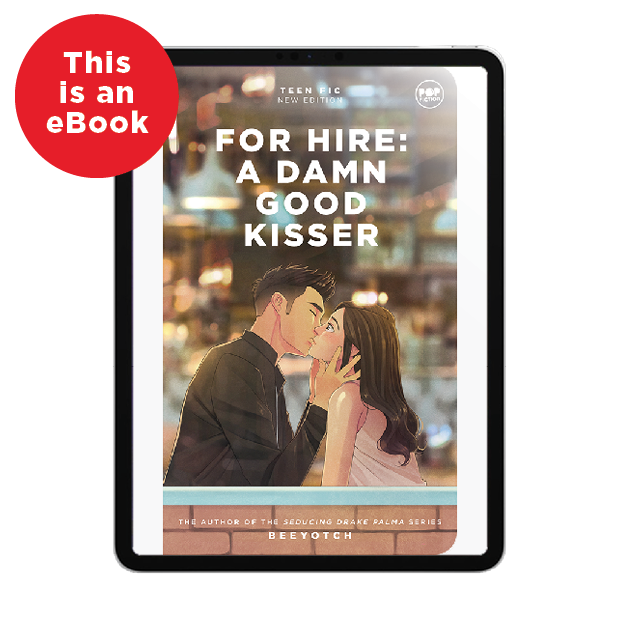 eBook: For Hire: A Damn Good Kisser