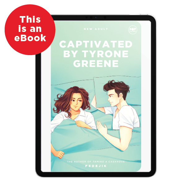 eBook: Captivated by Tyrone Greene