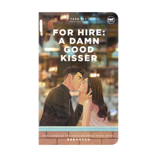 Load image into Gallery viewer, eBook: For Hire: A Damn Good Kisser