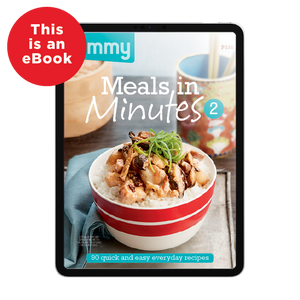 eBook: Meals in Minutes 2