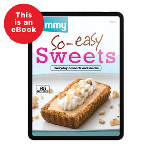 eBook: So-easy Sweets