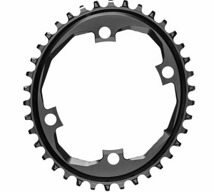 ABSOLUTE BLACK OVAL CX SRAM APEX 1X 110/4 BCD 38T