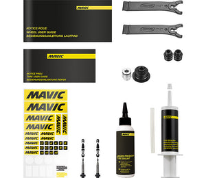 Paire de roues MAVIC ALL ROAD PRO DCL M11