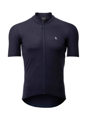 ASHLU MERINO JERSEY SS HOMMES - ECLIPSE MEDIUM