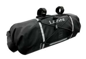 Lezyne, Bar Caddy, Handlebar Bag, 7L, Black
