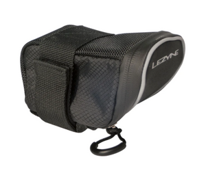 Lezyne, Micro Caddy, Saddle bag, Black, Small, 0.2L