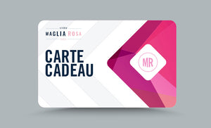 Carte Cadeau Studio Cycle Maglia Rosa e-boutique