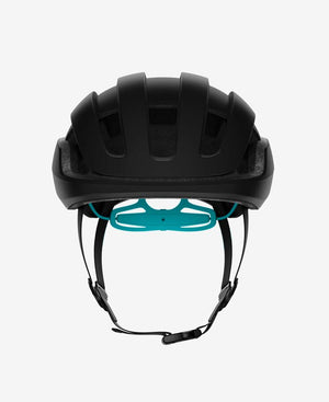 CASQUE POC OMNE AIR SPIN NOIR URANIUM BLEU KALKOPYRIT MAT MEDIUM