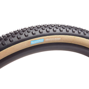René Herse 700C x 48 mm Oracle Ridge TC Tire - Extralight Beige