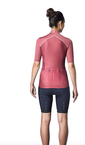 MAVIC SEQUENCE PRO JERSEY EARTH ROUGE