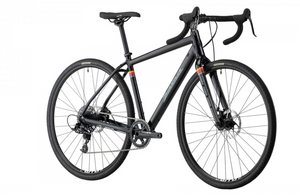 Salsa Journeyman Apex 1 700 Bike - 700c, Aluminum, noir, 50cm