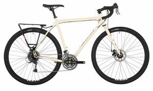 Salsa Marrakesh Deore Bike - 700c, Steel, Tan, 54cm