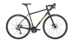 Salsa Vaya GRX 600 Bike - 700c, Steel, Black, 52cm
