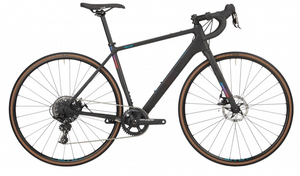 Salsa Warroad Apex 700c, Carbone, Raw, 52.5cm