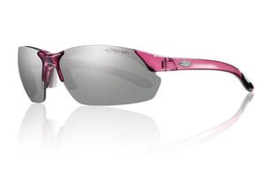 LUNETTE SMITH PARALLEL MAX CRYSTAL FUCHSIA PLATINUM