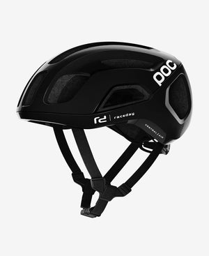 POC VENTRAL AIRSPIN CPSC URANIUM Noir RACEDAY SMALL
