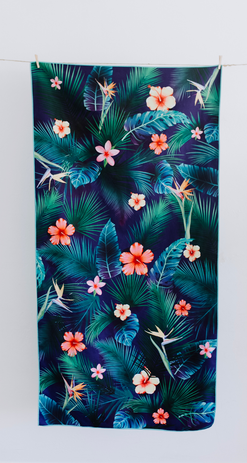 Tropical Towel