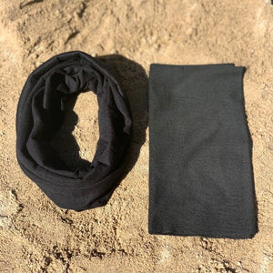 Head and neck bandana. Soft micro fiber material.