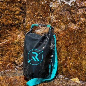 Waterproof bag - 5 Liter size - includes shoulder strap