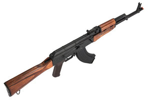 LCT Airsoft AK-47 LCKM AEG w/ Wood Furniture