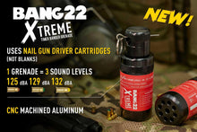 Load image into Gallery viewer, BANG 22 XTREME TIMER SOUND GRENADE, FREE SHIPPING