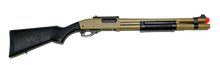 Load image into Gallery viewer, JAG Arms Scattergun HDS Gas Shotgun Airsoft Gun TAN (Extended Tube)