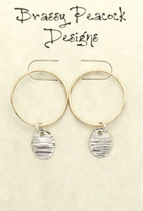 14K and Sterling Earrings
