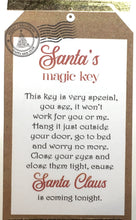 Load image into Gallery viewer, Santa's Magic Key