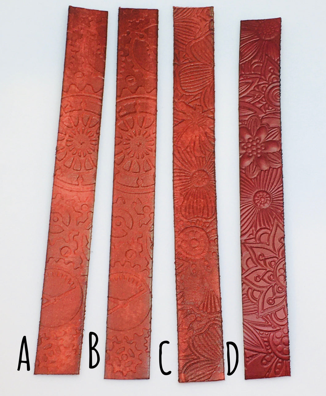 Leather Strip 20mm - Bracelets - Jewelry - Crafts