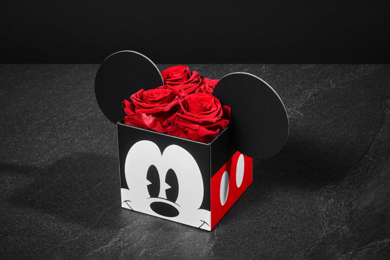 Roseshire x Disney Eyes For You Mickey Mouse Red