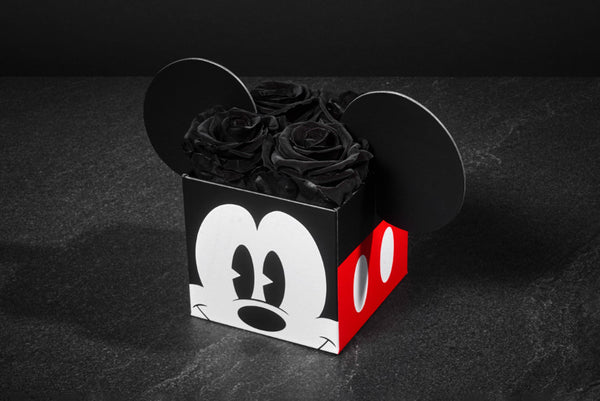 Roseshire x Disney Eyes For You Mickey Mouse Black