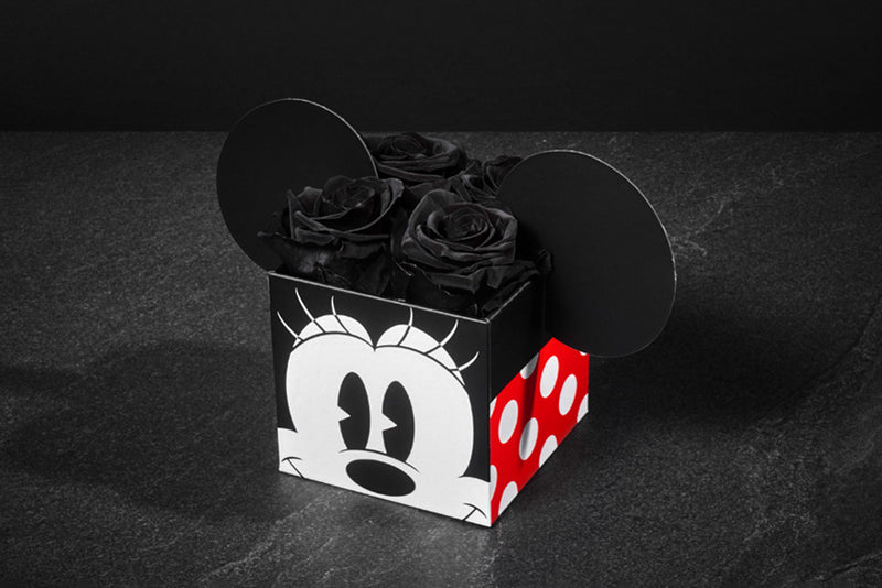 Roseshire x Disney Eyes For You Minnie Mouse Black