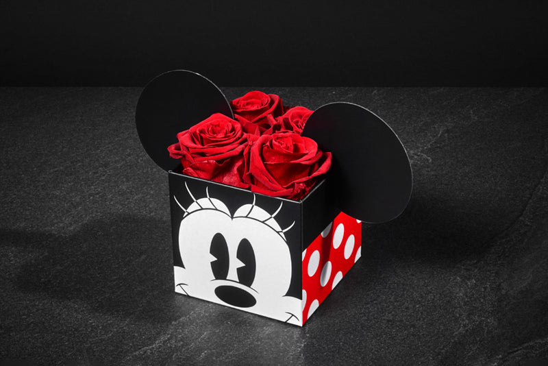 Roseshire x Disney Eyes For You Minnie Mouse Red