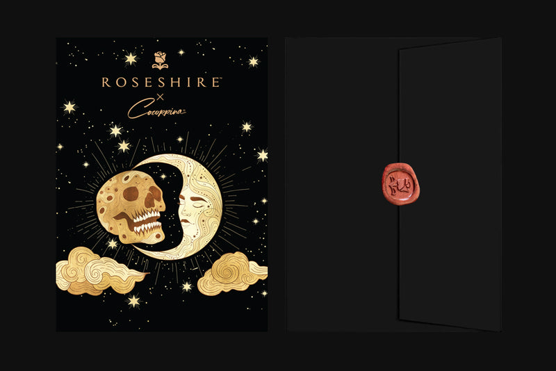 Roseshire x Cocorrina Greeting Card