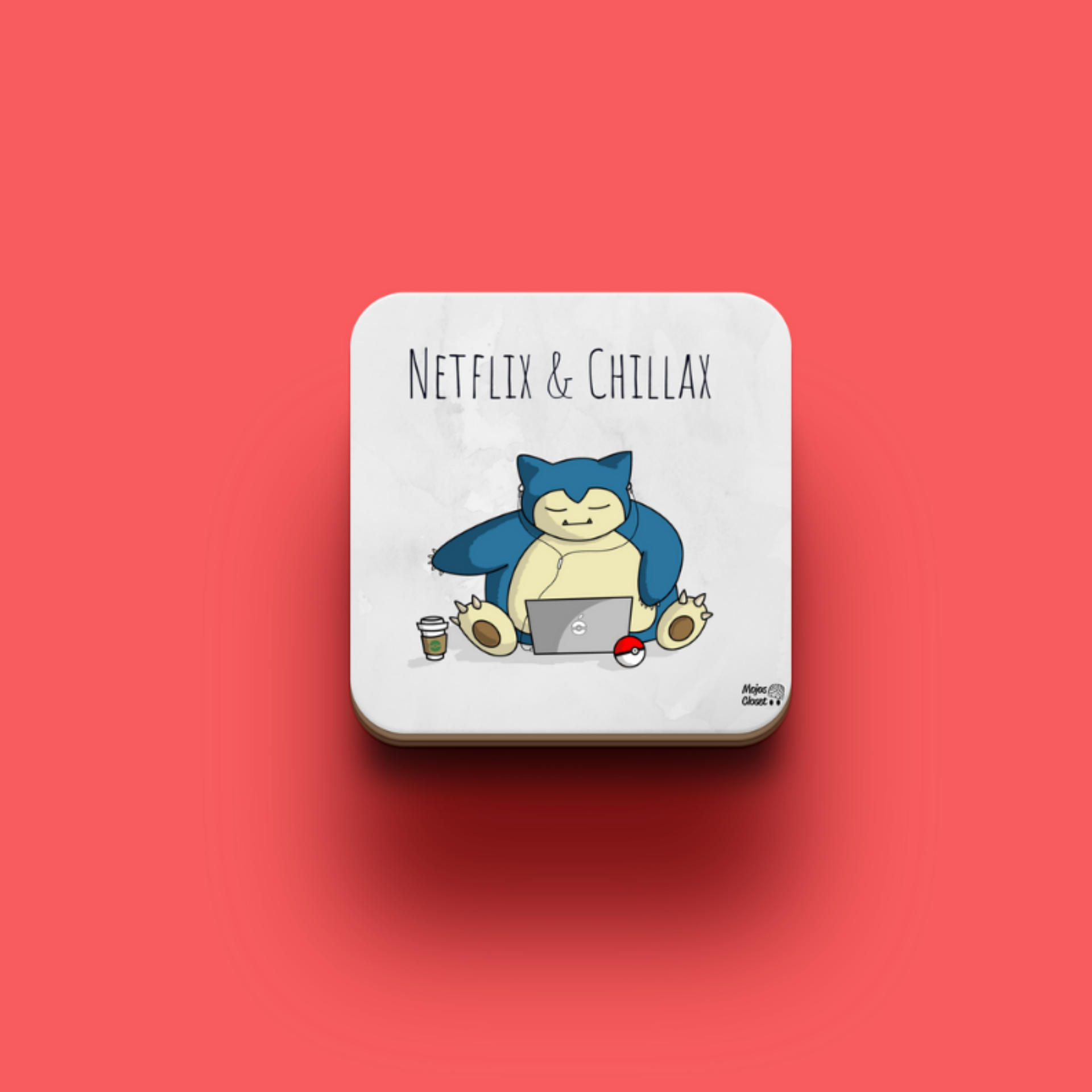 Netflix And Chill coaster