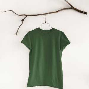 Bottle Green T-Shirt