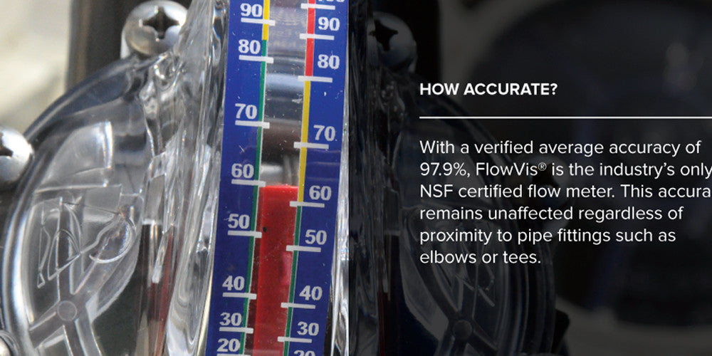 WHY TO USE FLOW METERS