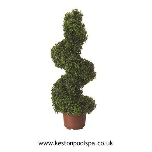 Artificial Spiral Plant 5 Foot